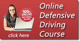 Online Defensive Driving Course